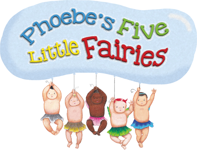 Phoebe's Five Little Fairies